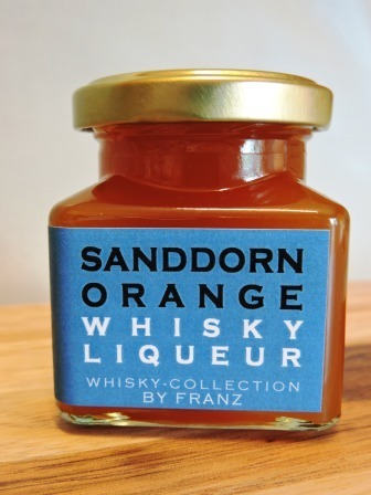 Sanddorn-Orange mit Whisky Liqueur 150g