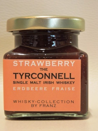 Erdbeere mit The Tyrconnell Irish Whiskey 150g
