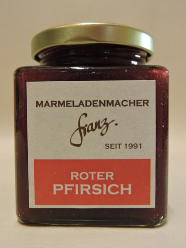 Roter Pfirsich 250g