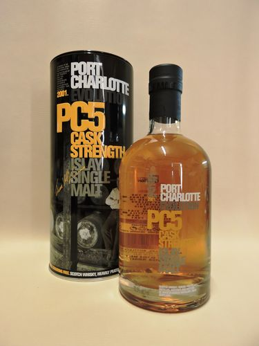 PORT CHARLOTTE PC5 CASK STRENGTH