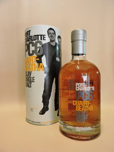 "PORT CHARLOTTE PC6 CASK STRENGTH Motiv: Peter, ""Wee"" Duncan+Budgie"