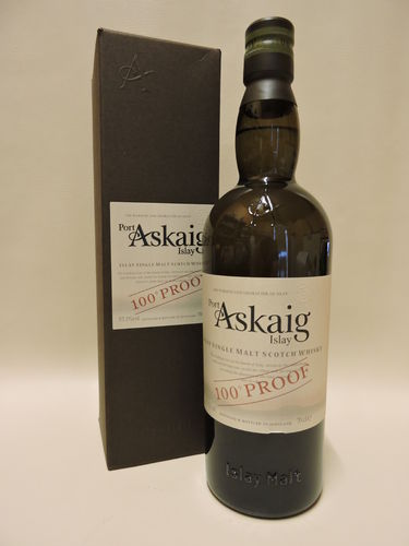 Port Askaig 100°PROOF Islay Single Malt Whisky