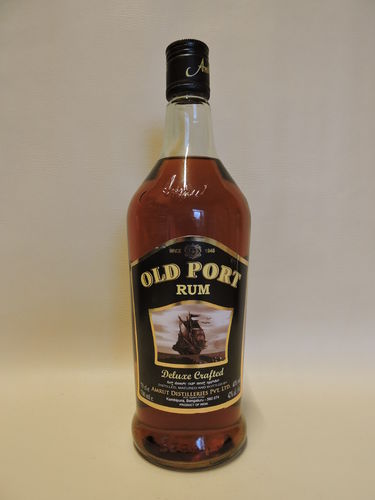 AMRUT OLD PORT INDIAN RUM DELUXE