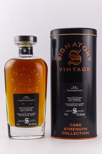 Tormore 1988/2018 29 J. Signatory Cask Strength Collection